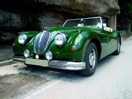 jaguar descapotable, mil anuncios coches,