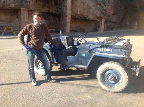 jeep delantero