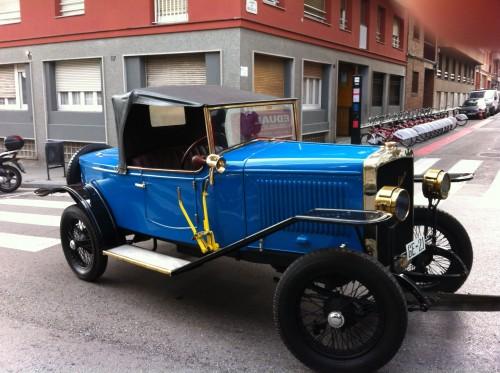 El coche del rei