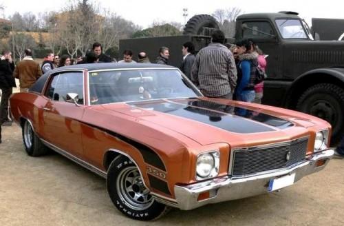 Aluilar coche clasico madrid