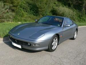Alquiler Ferrari boda Barcelona