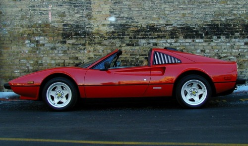 Alquiler Ferrari