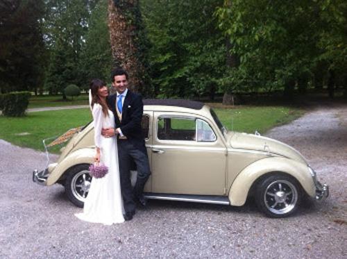Volkswagen Bettle en alquiler