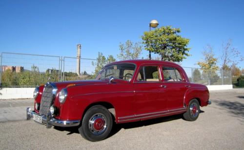 Mercedes Benz en alquiler