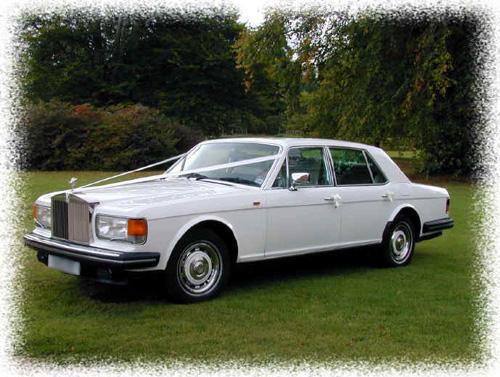 Rolls-Royce-Silver-Spuren alquiler para bodas