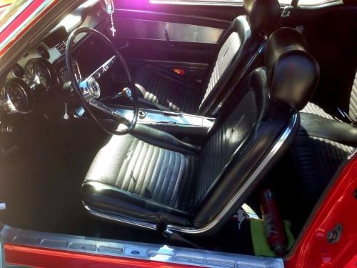 Ford Mustang de alquiler en Murcia