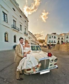 Coches boda Girona