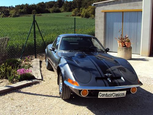 Alquiler Opel GT