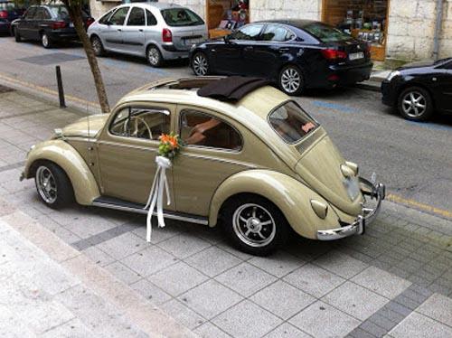 VW Escarabajo en alquiler