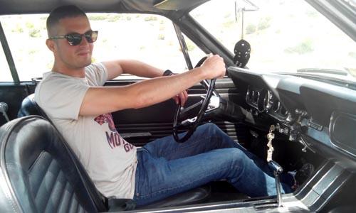 Alquiler de Ford Mustand con Conducir Clásicos
