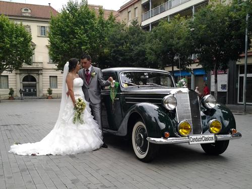 Mercedes 170 en alquiler