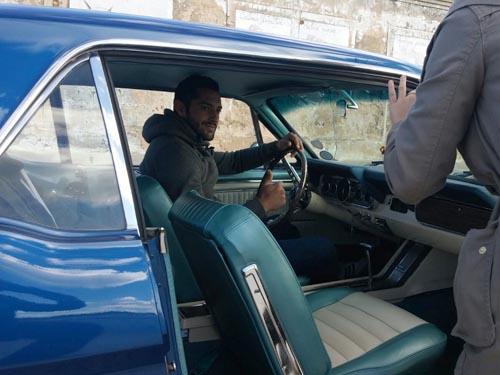 Alquilar Mustang Cadiz